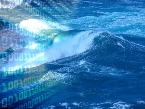 Dtoceanplus wave with binary numbers