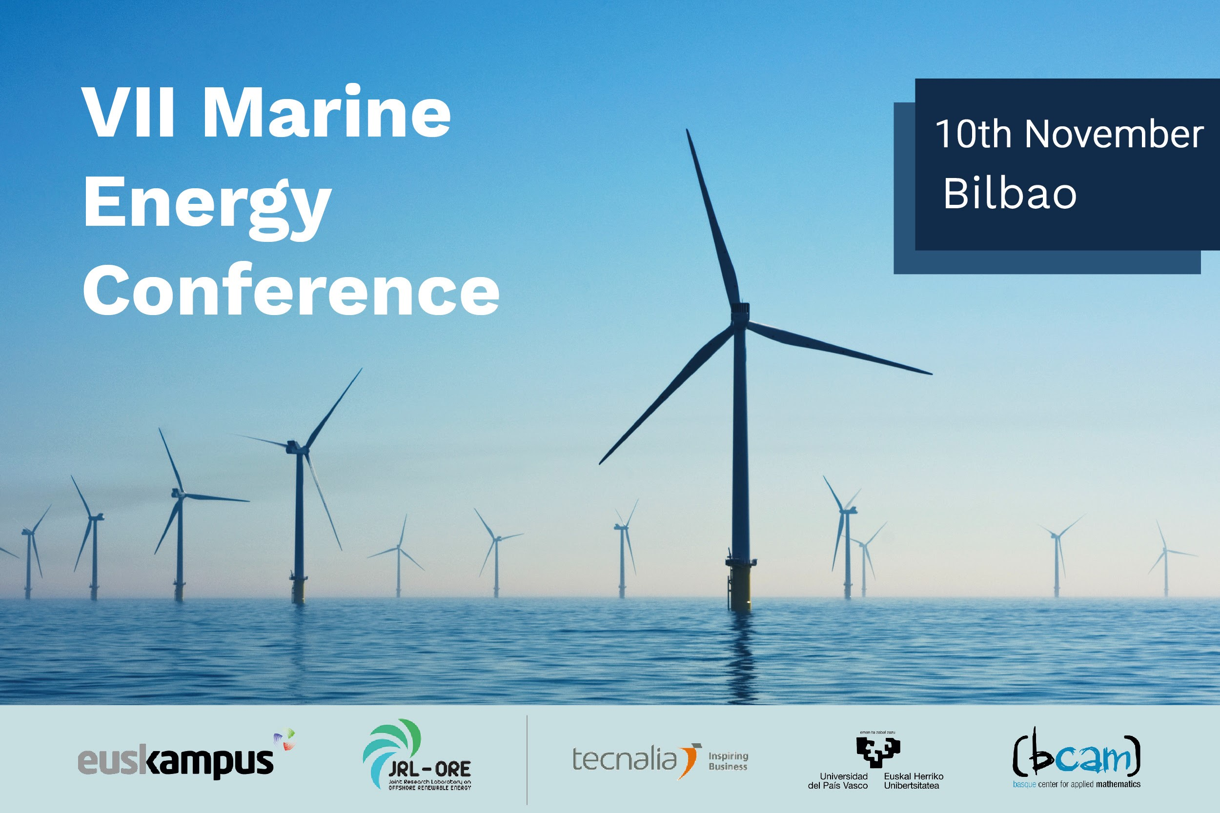 marine energy conference leaflet