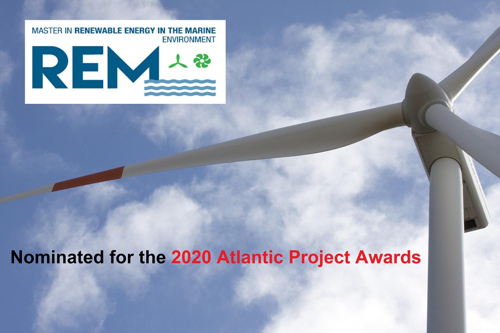 atlantic project awards rem