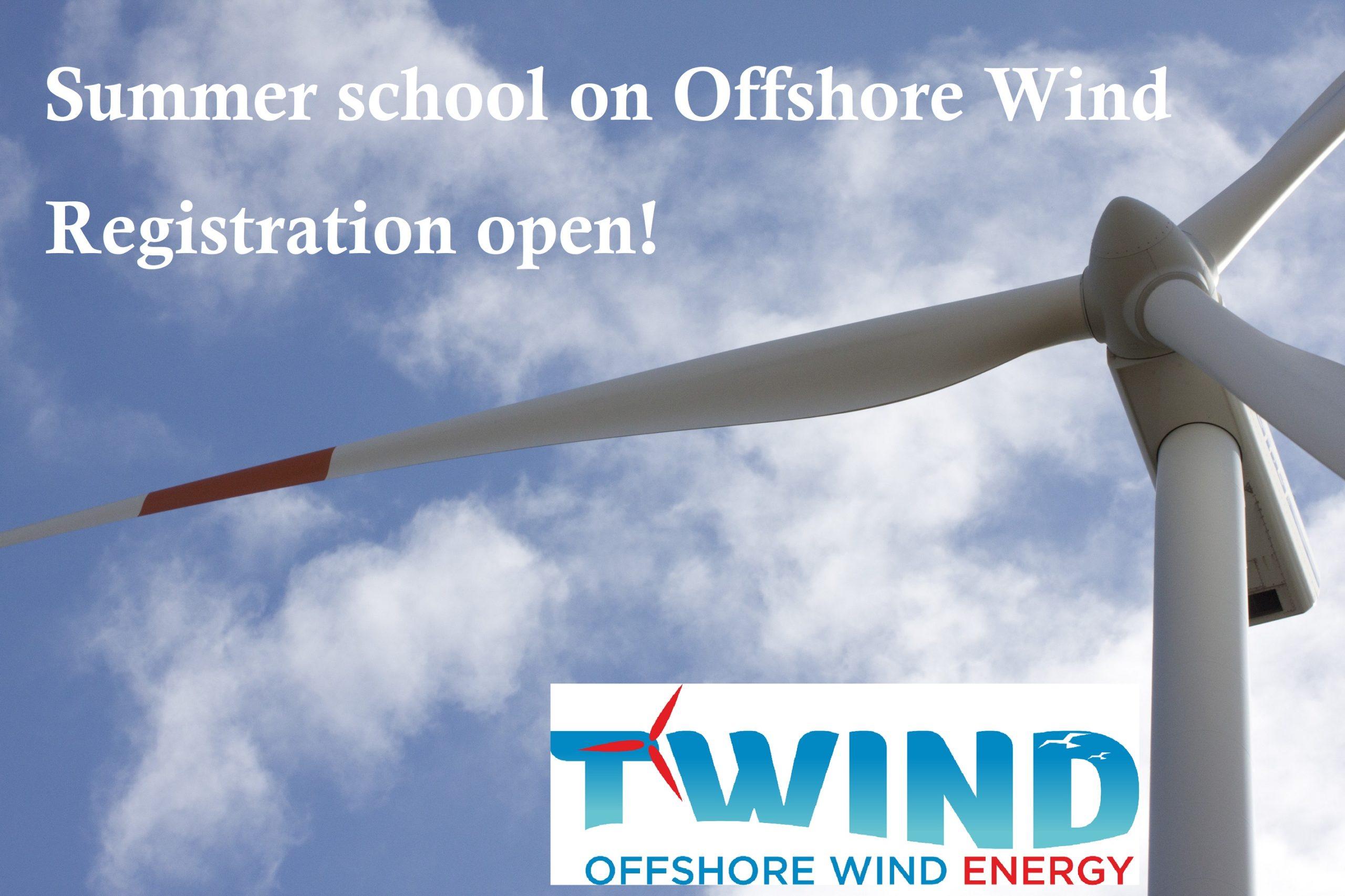 Offshore wind summer school