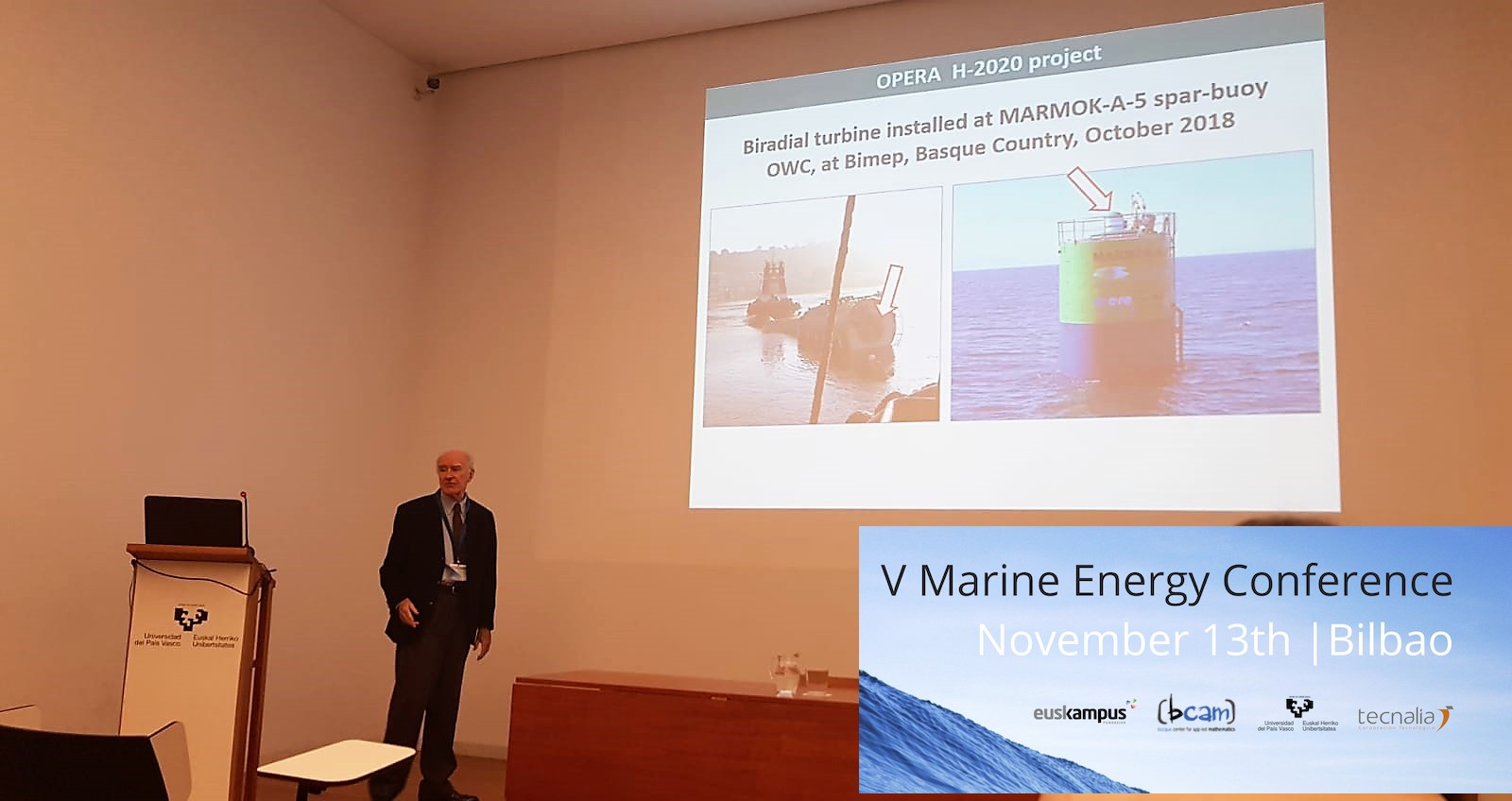 marine energy conference poster