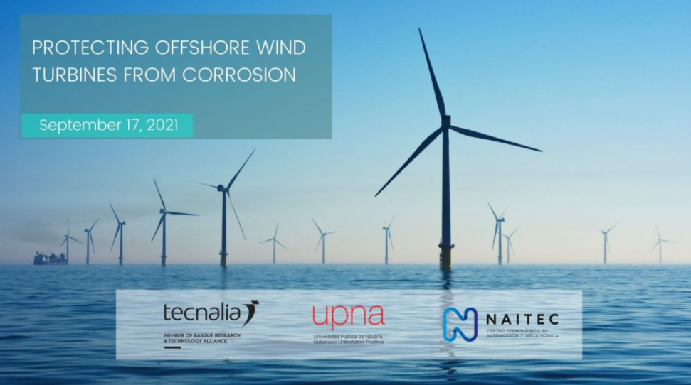 corrosion protection offshore wind platforms